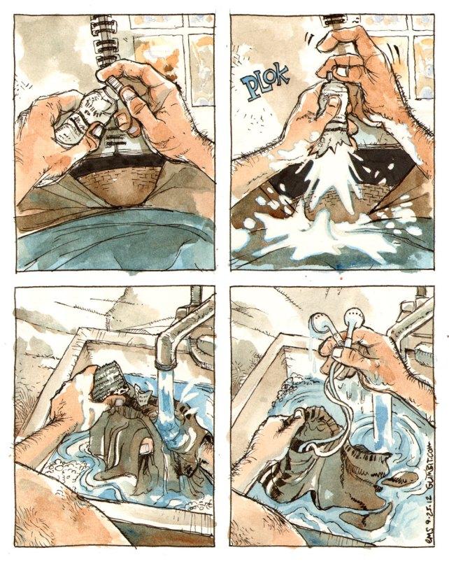How to Draw Comics the Glimbit Way
